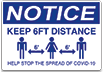 Notice - Distance