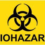 biohazard-label